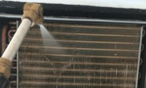 清洗冷氣機隔塵網