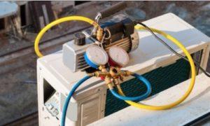 維修包括,設置冷氣開關掣、包保溫、加裝水泵、更換室內機及室外機等